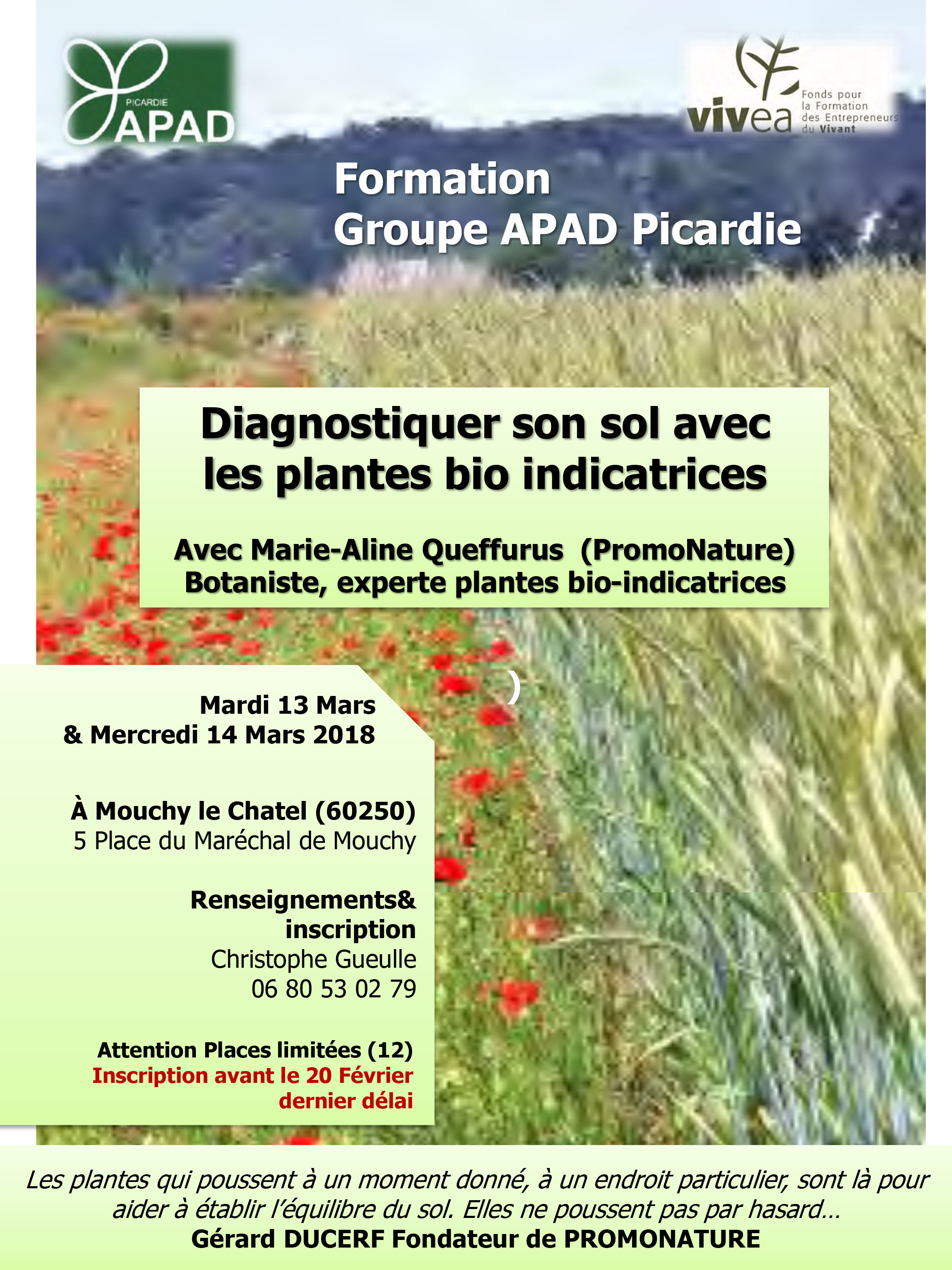 Progr formation APAD Picardie PlantesBioindicatrices recto