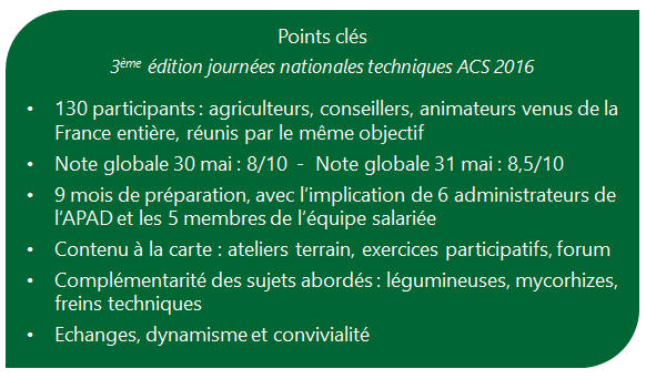 Points clés 1